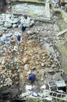 Utgrävning 1995
