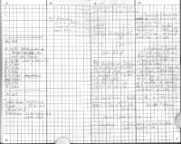 Delat inventeringsbokuppslag, Lokal 105/123 (2)