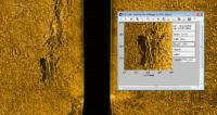 SideScan Sonarbild